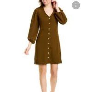 Madewell texture and thread dress